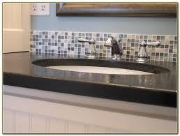 glass mosaic tile backsplash bathroom tiles home decorating