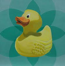 rubber duck paintings fine art america