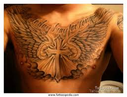chest tattoos for black 1
