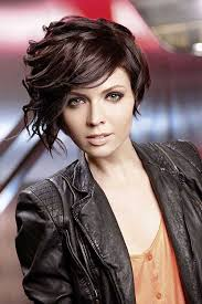 sexy styles for long curly layered hair using clips and combs wavy pixie hairstyles to try in 2016 2016 hairstyles and hair