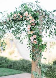 wedding arch greenery top 12 wedding ceremony arches with flowers greenery arch and
