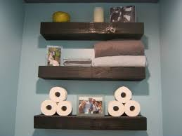 Shelves Above Toilet by Shelves Behind Toilet Adorable Decor Beautiful Decorating Ideas