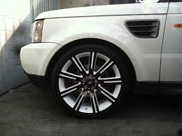 range rover black rims wheel plus 22
