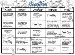 1st grade writing prompts for october all the best grade in 2017