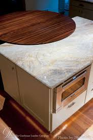 41 best unique wood countertop designs images on pinterest wood custom peruvian walnut wood countertop with durata finish for a kitchen in potomac maryland designed by danziger design