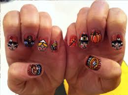 thanksgiving fingernails nail ideas 2 december 2013