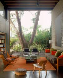 eames chair living room nursery in living room living room modern with eames plywood
