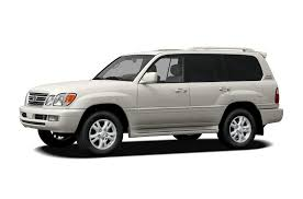 lexus lx model year changes 2007 lexus lx 470 new car test drive