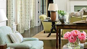 Idea House Living Room By Mark D Sikes Southern Living Southern Living Rugs Area Rug Ideas