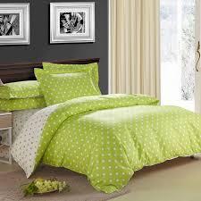 Polka Dot Bed Set Polka Dot Green Comforter Green Bedding Sets To Sleep Better