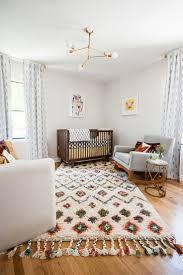 Bohemian Nursery Decor by Nursery Rugs Creative Rugs Decoration