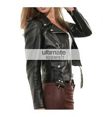 ladies motorcycle jacket perfecto ladies short body slim fit black motorcycle jacket
