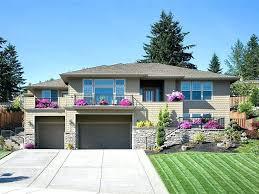 hillside home plans home plans for hillside lots sloping lot house plans hillside