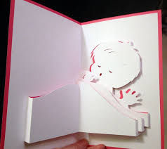 274 best kirigami images on pinterest 3d cards pop up cards and