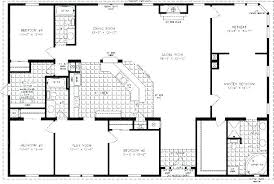 simple open house plans simple 4 bedroom house plans simple 4 bedroom floor plans house