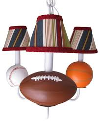 themed chandelier sports themed rooms lighting houzz