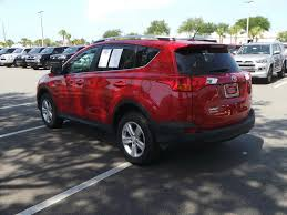 certified pre owned 2014 toyota rav4 xle sport utility in