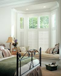 window blinds curved bay window blinds curtain rod for