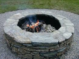 Fire Pit Building Plans - simple outdoor fire pit u2013 jackiewalker me