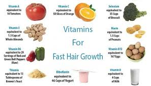 vitamins for hair over 50 for hair growth