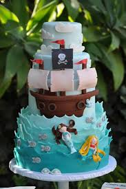 8 birthday cake ideas for twins pirate ships cake and ships