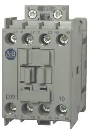 allen bradley 100 c09 10 3 pole 9 amp iec contactor with an ac