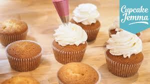 how to make perfect swiss meringue buttercream cupcake jemma