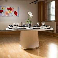 extra large round mahogany dining table of with images atablero com