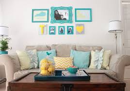 Apartment Decor Ideas On A Budget With Fine Cheap Apartment - Cheap living room decor