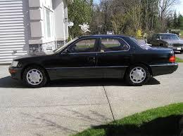 93 lexus ls400 1993 lexus ls400 black jade green mint condition