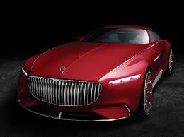 mercedes concept mercedes maybach 6 vision concept cars diseno art