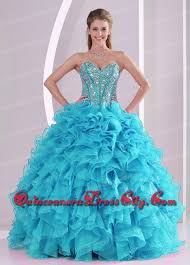 aqua green quinceanera dresses sweetheart beading ruffles aqua blue quinceanera dresses 2014 pretty