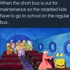 Short Bus Meme - latest memes memedroid