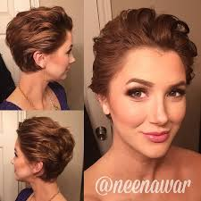 haircuts you can do yourself fancy pixie styling on neenawar who says you can t do anything