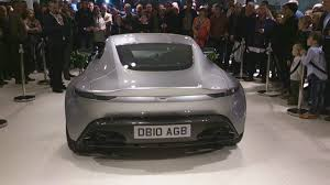 Aston Martin Db10 James Bond S Car From Spectre Spectre Aston Martin Db 10 From The Movie Driven By James Bond