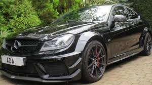 mercedes c class for sale uk mercedes c class 6 3 c63 amg black series 2dr for