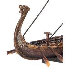 viking ship statue norse viking ship replica statue