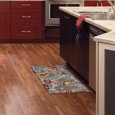 Kitchen Floor Mats Kitchen Flooring Groutable Vinyl Plank Memory Foam Floor Mats Wood