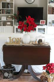 Christmas Decorations 2017 Elegant Console Table Decor Ideas Home Design With Sofa 2017