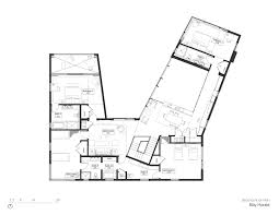 second floor plan bay house in westhampton beach new york