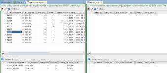 sql compare two tables 30 sql developer tips in 30 days day 10 compare stuff side by side