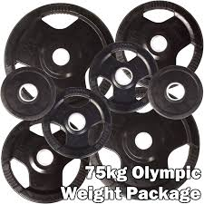 olympic bench press package powertec