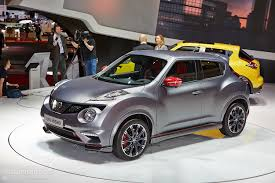 juke nismo nissan juke nismo rs facelift debuts in geneva with 218 hp live