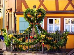 german easter egg tree german easter customs facts traditions