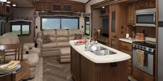 Front Living Room 5th Wheel by 2016 North Point Luxury Fifth Wheel Homestead Rv Center