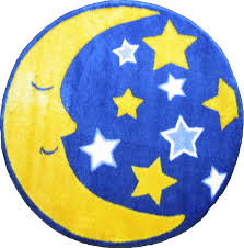 La Rugs Amazon Com La Rug Moon U0026 Stars Rug 31
