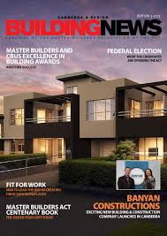 cbn 3 2013 online by master builders association of the act issuu
