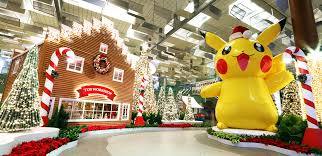 Christmas Decorations Tree Singapore by
