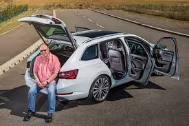skoda skoda superb estate 2017 long term test review by car magazine