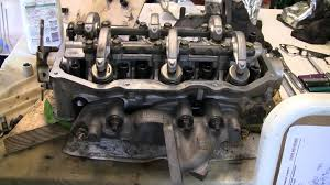 2002 nissan xterra vg33e rebuild step by step part 70 exhaust